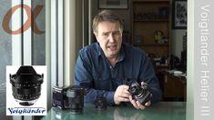 Voigtlander Helier III for Sony E-Mount ILC Mirrorless Cameras