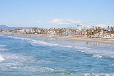 Oceanside, California.   Beautiful place!  one of the places Kyle first lived!