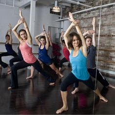 Classical Stretch / Essentrics - My favorite workouts ever! I love Miranda and Sahra!