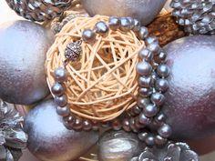 Perlas Cultivadas Anabel: Collar de perlas cultivadas grises