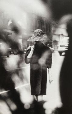 Saul Leiter, 1950s