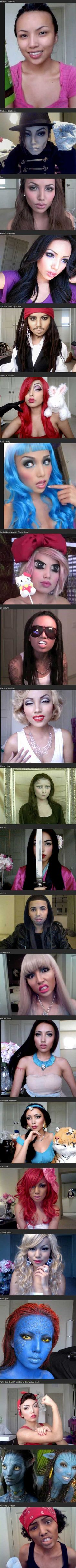 The power of make up - Imgur