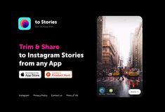 to Stories 快速將相片影片分享 Instagram 限時動態,支援各種常見 App Friends Instagram, Instagram Story, Any App, App Store, Phone, Telephone, Mobile Phones