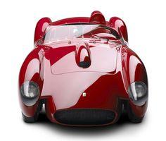 Ralph Lauren's Incredible Car Collection: Ferrari 250 Testa Rossa, 1958