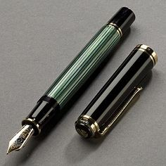 pelikan, sovereign fountain pen