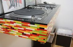 Lego Turntables <3