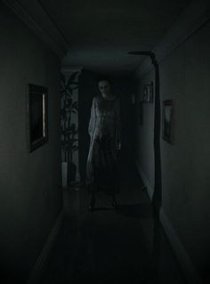 """Silent Hills P.T - Lisa   """"Gouge it out!"""" - """"If your right eye causes you to stumble, gouge it out and throw it away. It is better for you to lose one part of your body than for your whole body to be thrown into hell."""" (Matt. 5:29, Mark 9:47)"""