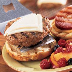 Hawaiian Chicken Burgers - The Pampered Chef®
