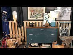 Home Decor Pro's Guide to Thrifting and Upcycling | CBC Life - YouTube