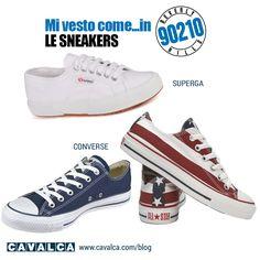 #sneakers #must #converse #superga #cavalca