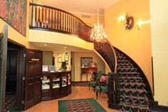 Inn at Aberdeen in Valparaiso is a romantic retreat with special events throughout the year. #Indiana Dunes Country
