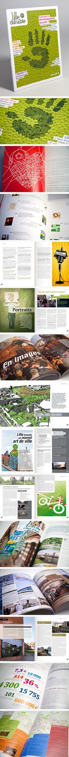 Ville de Lille : Lille Durable - Agenda 21 © Sous Tous les Angles