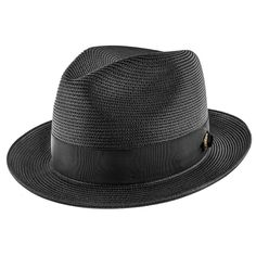 503d675a9cd Rosebud - Dobbs Straw Fedora Hat - DSRBUD