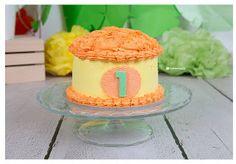Dulce Silvita: Smash Cake para una sesión fotográfica
