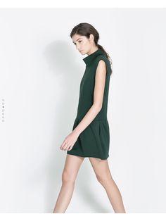 Funnel dress