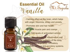 Muscle Pain, Hair Health, Insomnia, Stress And Anxiety, Aromatherapy, Essential Oils, Essentials, Pure Products, Muscle Soreness
