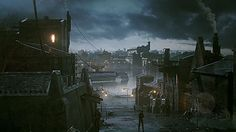 Dishonoured feel has been heavily influenced by the Victorian industrial era, and the plague of London (unfinishedman, 2013)