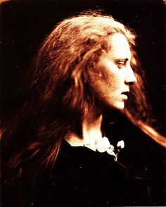 The beauty of mastering the possibilities of the wet plate collodion technique by Julia Margaret Cameron