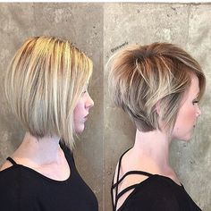 Gorgeous shape & shade by #NAHA finalist @soraverly  #hairdressermagic