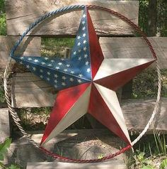 Primitive Americana Star