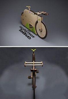 Splinter bike