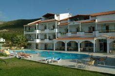 Hotel Rachony 3* #travelboutique #Tasos #Greece #Grcka #putovanje #letovanje #odmor