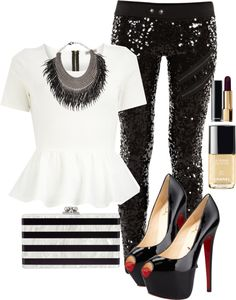 """""""i need a pair of Glittery leggings v.v"""" by feathersandroses ❤ liked on Polyvore"""
