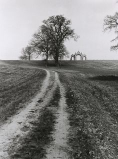 Shobdon Arches    Herefordshire, 1959    From Evocations of Place: The Photography of Edwin Smith