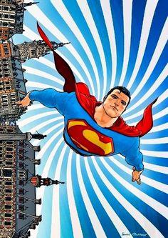 (1) Superman - Frank Quitely