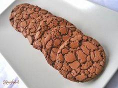 ropogós-olvadós csokis keksz