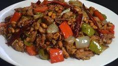 Kung Pao Pollo - Comida China