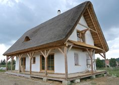 Tudor Cottage, Eco Friendly House, Home Fashion, Romania, Home Interior Design, Tiny House, Sweet Home, Houses, Cabin