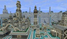 The Golden City - a massive ancient Metropolis in the making - Screenshots - Show Your Creation - Minecraft Forum - Minecraft Forum