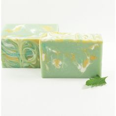 Sage Spa Soap Cold Process Vegan Handcrafted Fresh Floral Unique... ($6.50) ❤ liked on Polyvore featuring men's fashion and men's grooming