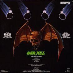 Heavy Rock, Heavy Metal, Overkill Band, Big, Heavy Metal Music