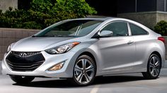 Hyundai Elantra Coupe 2013: Photos, Specs & Brief Review
