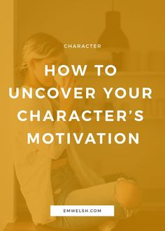Without knowing character motivation, the actions behind the decisions of characters becomes meaningless, if not completely boring. Yes, the premise of someone quitting her job to travel across the country—and live uncharacteristically like a hippy—is interesting, but if you were to watch that movie