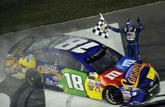 Kyle Busch wins the all star race and $1,000,000