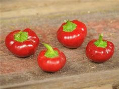 Red Cheese Pepper