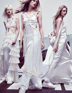 W Magazine Fashion Editorial