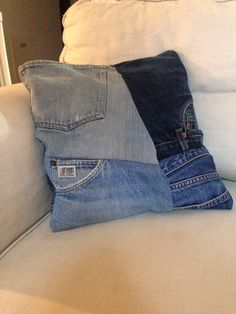 Jeans Cuscino