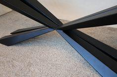 Monkey Pod Slab Table Top with art metal base Counter Top Sink Bathroom, Slab Table, Metal Fabrication, Houzz, Blacksmithing, Metal Working, Craftsman, Monkey, Wood