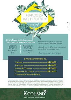 Campanha criada pela Agência Conceito para o Cliente Ecoland.