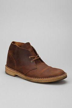 Clarks Desert Beeswax Boot $120