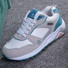 7646742a95a8 Blue and black shoe waterproof women shoes size 36-40 chaussure tenis  feminino esportivo lace