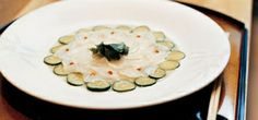 Nobu London.#nobu bamboo plate. Tanny Raw, Pasta Recipes, Dinnerware, Sushi, Bamboo, Plates, Ethnic Recipes