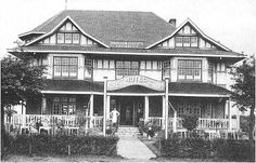 Bronlaan: Pavillon du Zoute (Knokke, 1923)