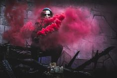 Cinemagraph of ghost skeleton hold red smoke Halloween Stock Footage, Follow The Leader, Joker Wallpapers, Widescreen Wallpaper, Walking Dead Fanfiction, Rauch Tapete, Persona Integra, Evil Pictures, Smoke Pictures, Villain Names