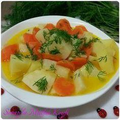Zeytinyağlı Portakallı Kereviz Tarifi