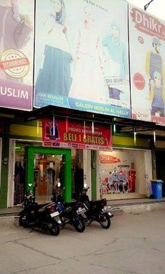 Ruko Marakash Square Blok B-5 No 1,2&3 Pondok Ungu Permai - Bekasi AlHally Interior